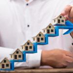 hausse du taux d'intérêt pour le crédit immobilier