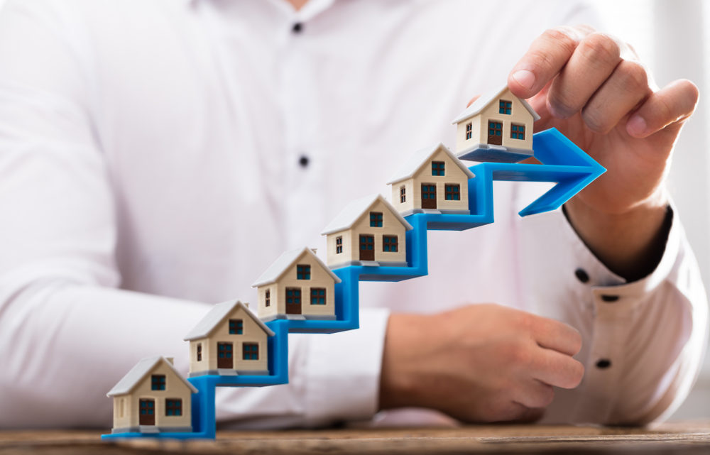 Légère hausse du taux d'intérêt pour le crédit immobilier